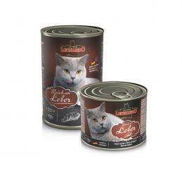 Pâtée Leonardo Foie LEONARDO  Boîtes, sachets pour chats