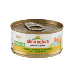 Terrine Almo Nature Legend Poulet & fromage ALMO NATURE 8001154001648 Boîtes, sachets pour chats