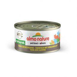 Terrine Almo Nature Legend Thon avec alevins ALMO NATURE 8001154001655 Boîtes, sachets pour chats
