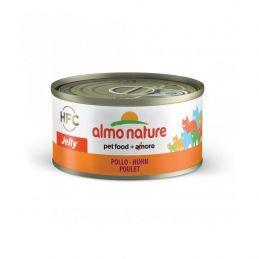 Terrine Almo Nature Legend Poulet ALMO NATURE 8001154124545 Boîtes, sachets pour chats