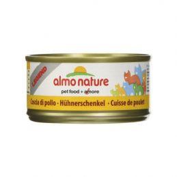 Terrine Almo Nature Legend Cuisse de poulet ALMO NATURE 8001154120813 Boîtes, sachets pour chats