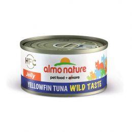 Terrine Almo Nature Legend Thon jaune ALMO NATURE 8001154126969 Boîtes, sachets pour chats