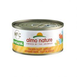 Terrine Almo Nature Legend Filet de poulet ALMO NATURE 8001154120806 Boîtes, sachets pour chats