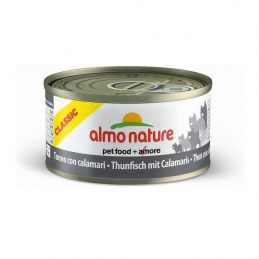 Terrine Almo Nature Legend Thon & calamars ALMO NATURE 8001154120837 Boîtes, sachets pour chats
