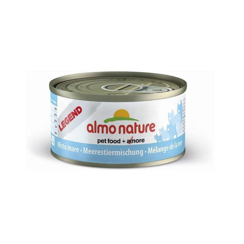 Terrine Almo Nature Legend Mélange de la mer ALMO NATURE 8001154007633 Boîtes, sachets pour chats