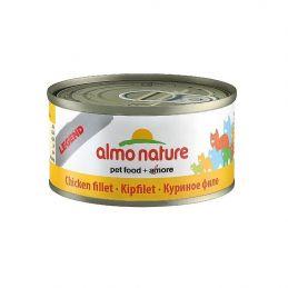 Terrine Almo Nature Legend Poulet & potiron ALMO NATURE 8001154101461 Boîtes, sachets pour chats