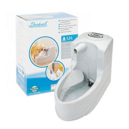 Fontaine à eau Drinkwell Mini 1.2 L PETSAFE 729849145269 Gamelles, distributeurs