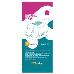 Sac hygiénique pour litière Ferplast FPI 5362 FERPLAST 8010690030692 Litières et accessoires