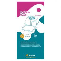Sac hygiénique pour litière Ferplast FPI 5366 FERPLAST 8010690097541 Litières et accessoires