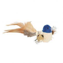 Jouet pour Chat Trixie Peluche Oiseau TRIXIE 4011905457659 Souris, peluche