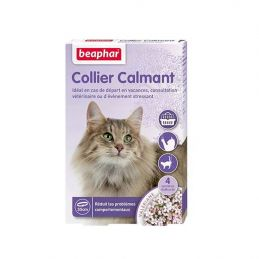 Beaphar collier calmant pour chat BEAPHAR 8711231112197 Transport