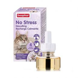 Beaphar recharge diffuseur calmant No Stress BEAPHAR 8711231148998 Transport