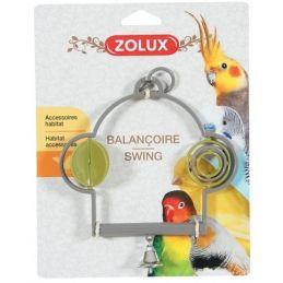 Balançoire Swing en plastique Zolux ZOLUX 3336021340151 Perchoirs