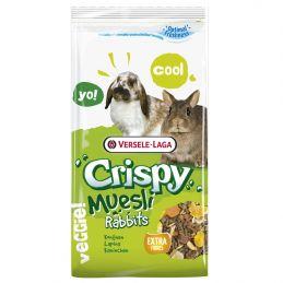 Versele Laga Crispy Muesli Rabbits 1 kg VERSELE LAGA 5410340617014 Alimentation