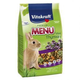 Vitakraft Menu thym lapin nain 800g VITAKRAFT VITOBEL 4008239249579 Alimentation