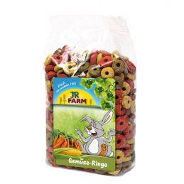 JR Farm Anneaux de légumes JR FARM 4024344005213 Friandise & Complément