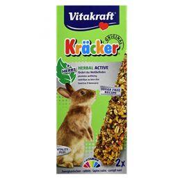Vitakraft kräcker Lapin nain Herbal Active VITAKRAFT VITOBEL 4008239253408 Friandise & Complément