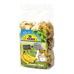 JR Farm Chips de banane