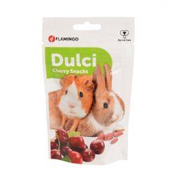 Flamingo cherry snacks KARLIE FLAMINGO 5411290215909 Friandise & Complément
