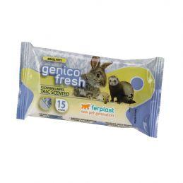 Ferplast Lingettes Genico Fresh Talc