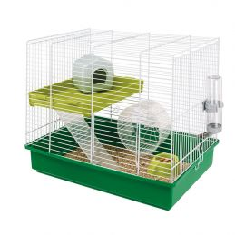 Ferplast cage Rongeur Hamster Duo FERPLAST 8010690002989 Cage & Transport