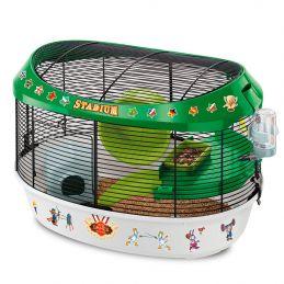 Ferplast cage pour hamster Stadium FERPLAST 8010690101613 Cage & Transport
