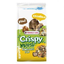 Versele Laga Hamster Crispy 1 kg VERSELE LAGA 5410340617212 Alimentation