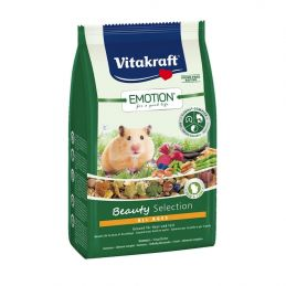 Vitakraft Hamster Emotion Beauty 600 g VITAKRAFT VITOBEL 4008239314604 Alimentation