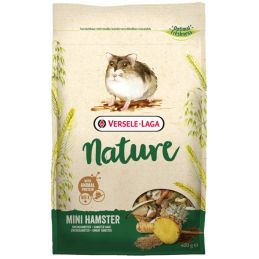 Mini Hamster Nature Versele Laga 400g VERSELE LAGA 5410340614204 Alimentation