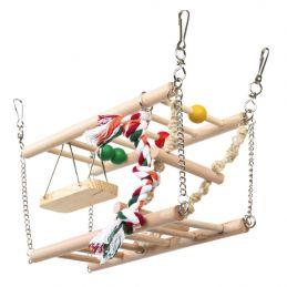 Trixie pont suspendu pour hamster TRIXIE 4011905062730 Jouets