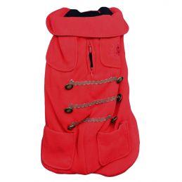 Manteau doudoune pour chien Rouge Wouapy WOUAPY  Vêtements pour chiens