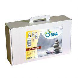Kit Chlore Ospa OCEDIS 3760095637990 Traitement de l'eau
