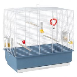 Ferplast cage Rekord 4 White FERPLAST 8010690045283 Oiseaux Exotiques