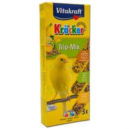 Vitakraft Kräcker Canaris Trio Mix VITAKRAFT VITOBEL 4008239212139 Canaris