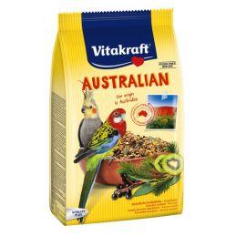 Alimentation Grandes Perruches Vitakraft Australian VITAKRAFT VITOBEL 4008239216441 Grande Perruche, Perroquet