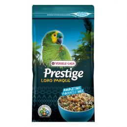 Versele Laga Prestige Amazone Parrot Loro Parque Mix VERSELE LAGA 5410340219300 Grande Perruche, Perroquet
