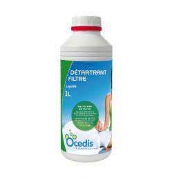 Détartrant filtre 1L Océdis  OCEDIS 3760095631813 Produits nettoyage piscine