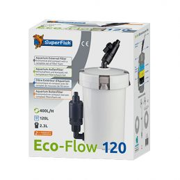EcoFlow 120 Superfish SUPERFISH 8715897270956 Filtre externe
