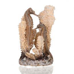Décor hippocampes sur corail Oase OASE 822728550380 Décors