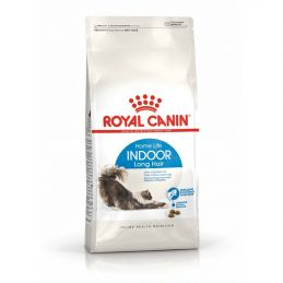 Croquettes Royal Canin Indoor Long hair