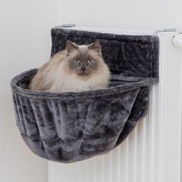 Corbeille pour radiateur grands chats Trixie TRIXIE 4047974431382 Corbeilles, coussins