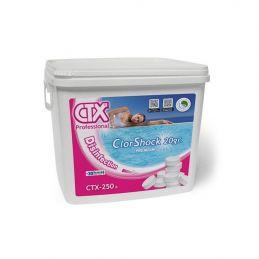CTX-250 Chlore choc galets CTX professional 3479619398988 Chlore
