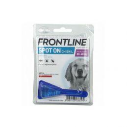 Mono-pipette Spot On Frontline 20-40kg FRONTLINE 3661103033592 Pipettes