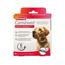 Collier antiparasitaire chien Canishield