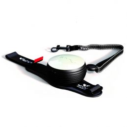 Laisse rétractable de poignée Lishinu Light Lock   Laisses enrouleur