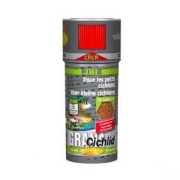 JBL Grana Cichlid click 250 ml JBL 4014162021229 Cichlidés