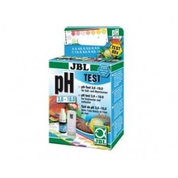JBL pH Test Set 3,0 10,0 JBL 4014162253422 Test d'eau
