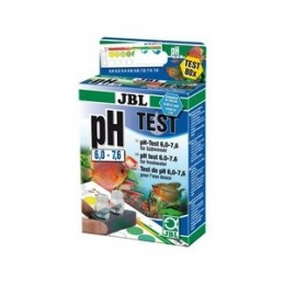 JBL pH Test Set 6,0 7,6 JBL 4014162253460 Test d'eau