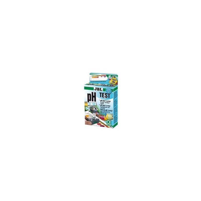 JBL pH Test Set 7,4 9,0 JBL 4014162253484 Test d'eau