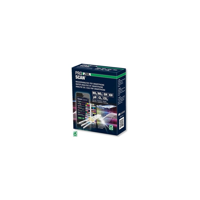 JBL Pro Scan JBL 4014162254207 Test d'eau